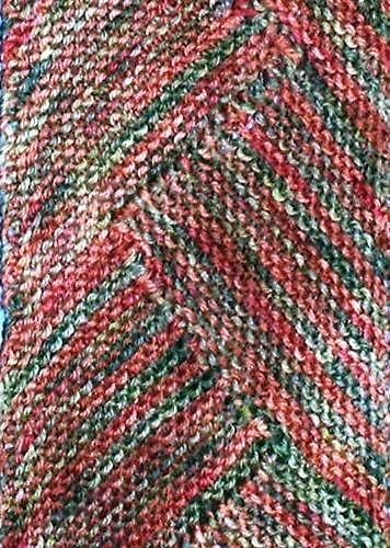Artyarns Directional Scarf Crop