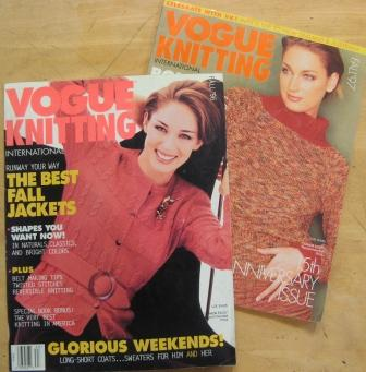 new old VK mags