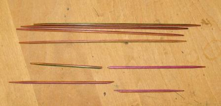 broken knitpicks needles