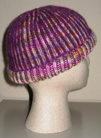 brioche hat side