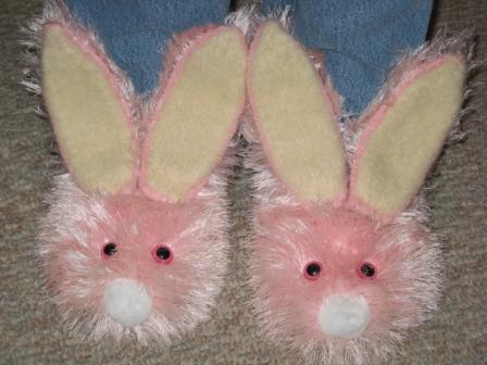 bunny slippers - the remake