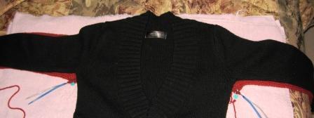 sweater comparison