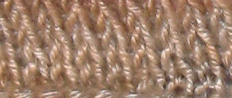 swatch 1 bamboo yarn